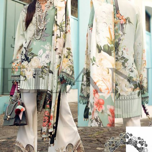 Elan Lawn Collection 2018