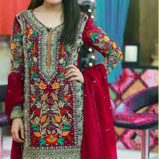Shahista Lodhi Collection 2018