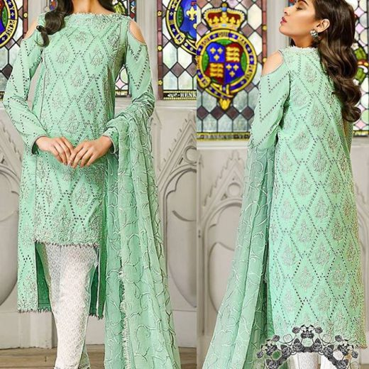 Asim Jofa Lawn Collection 2018-2A