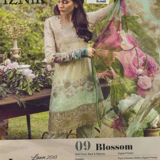 Iznik Summer Collection 2018