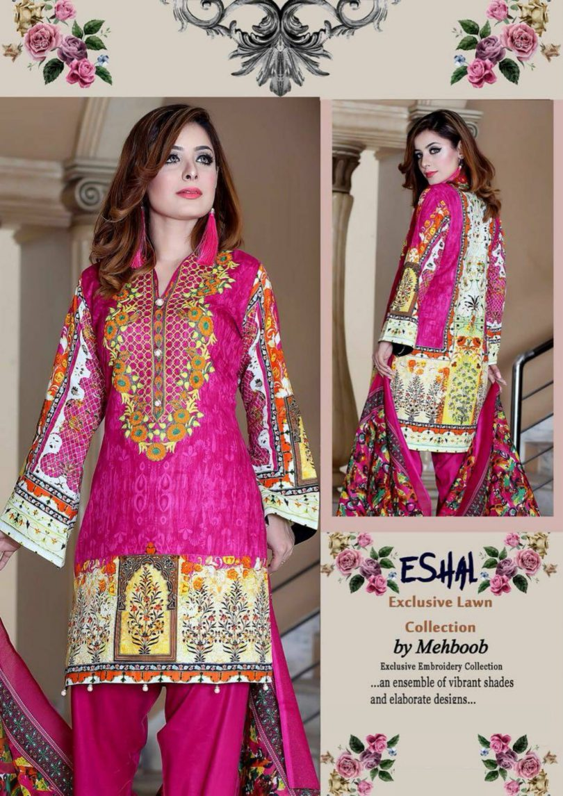 Eshal Eid Collection Volume 01 2018