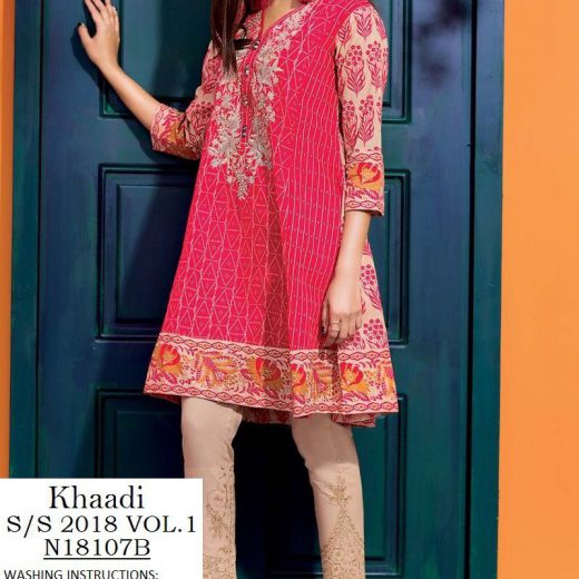 Khaddi Lawn Collection Vol 2 2018