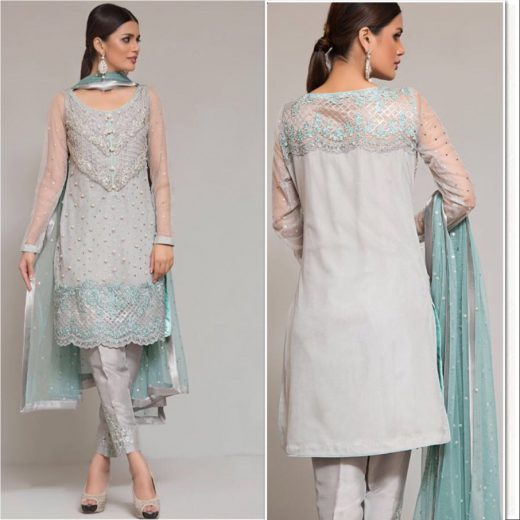 Zainab Chottani Net Collection 2018