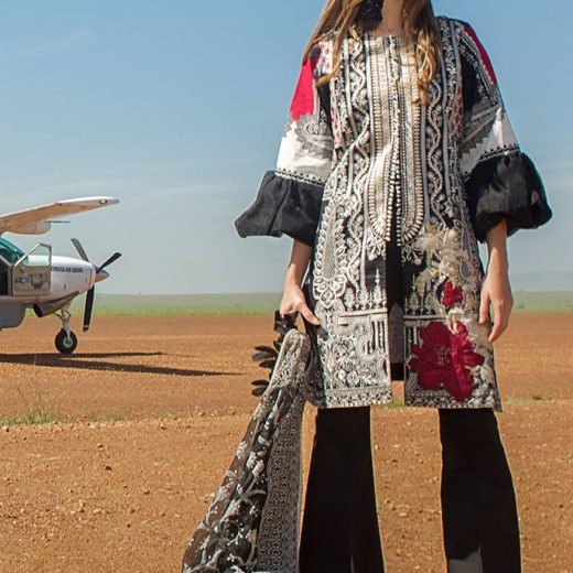 Sana Safina Lawn Collection 2018
