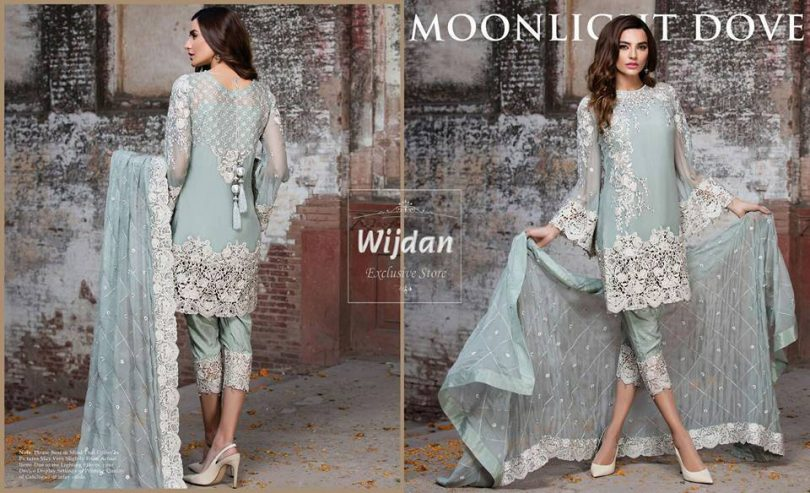 Immozia Chiffon Collection 2018
