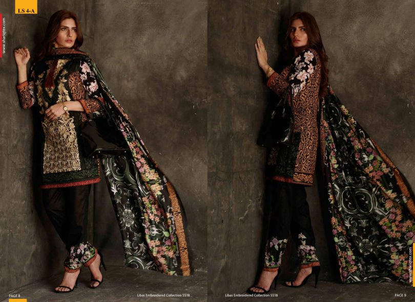 Libas Original Eid Lawn Collection 2018