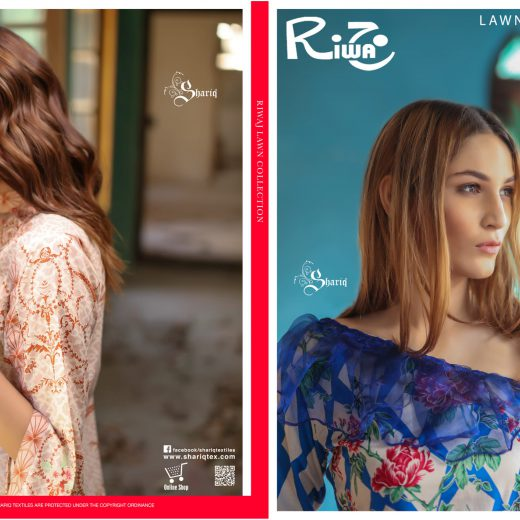 Riwaj Eid Lawn Collection 2018