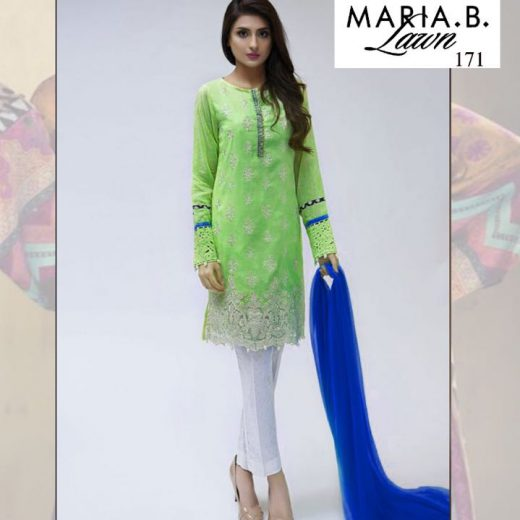 Maria B Luxury pret Lawn Collection 2018