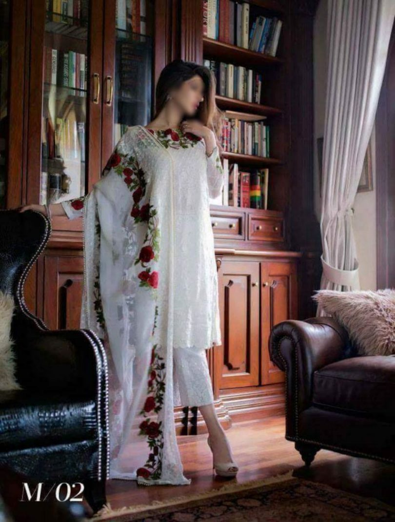 Mahimaan Chiffon Eid Collection 2018
