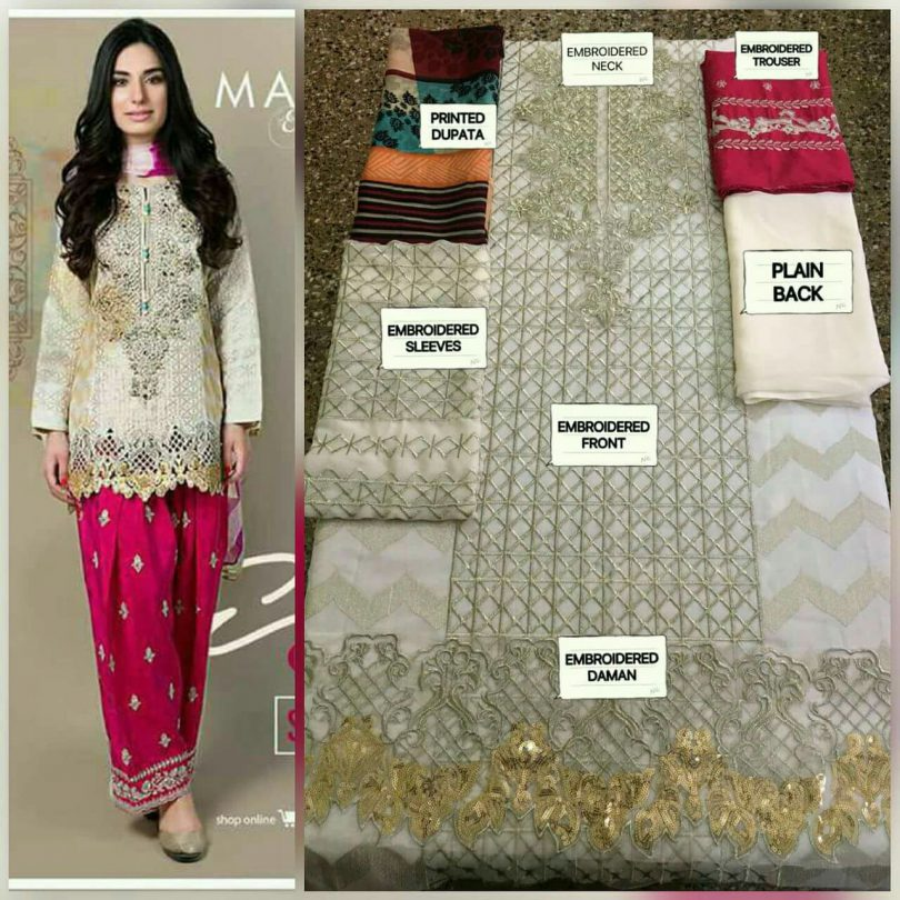 Pakistani Dresses in Wholesale Price