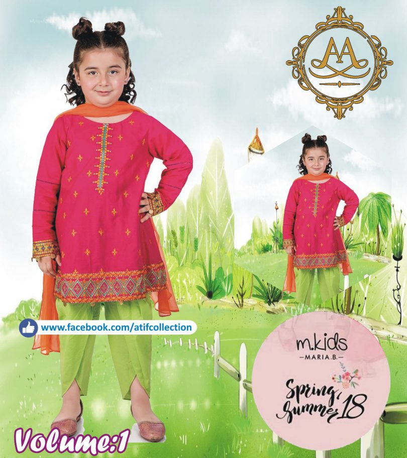 Kids Eid Collection 2018