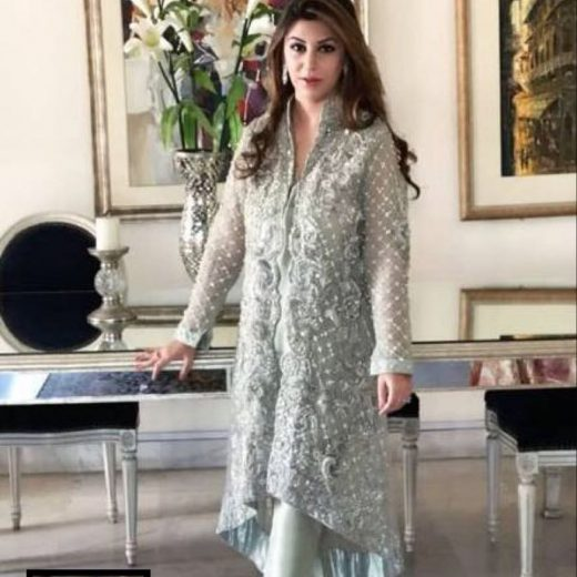 Saira Shakira Eid Chiffon Collection 2018