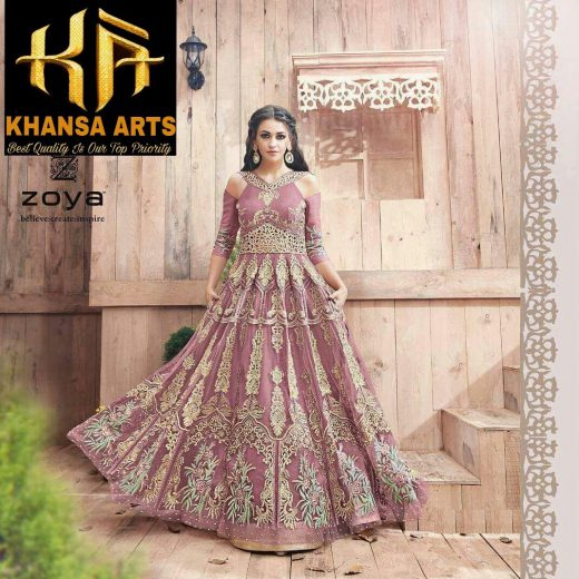 Zoya Bridal Eid Collection 2018