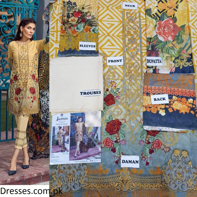 Baroque and Jazmin Eid Collection 2018