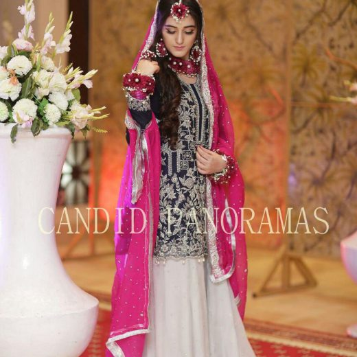 Faraz Manan Eid Bridal Collection 2018