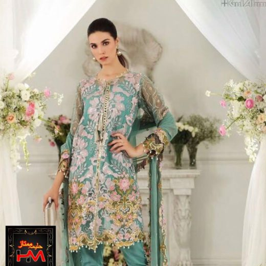 Gul Ahmed Chiffon Eid Collection 2018