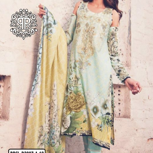 Rang Rasiya Lawn Eid Collection 2018