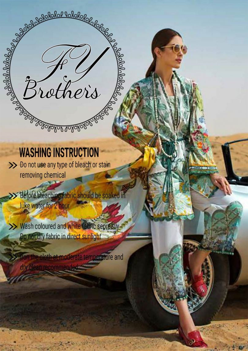 Crimson Lawn Eid Collection 2018