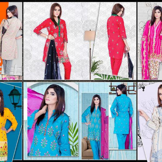 Sonia Mughal Eid Collection Vol 1 2018