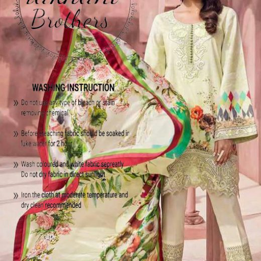 Teena Durrani Lawn Eid Collection 2018