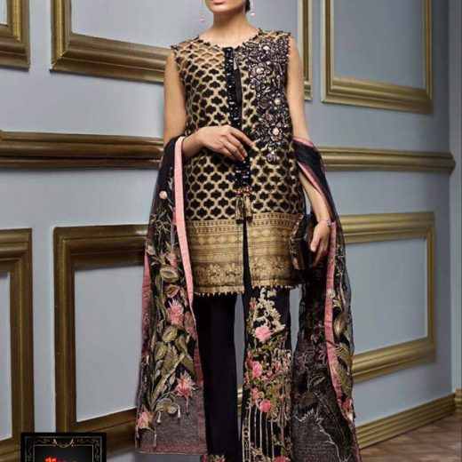 Gul Ahmed Eid Chiffon Collection 2018