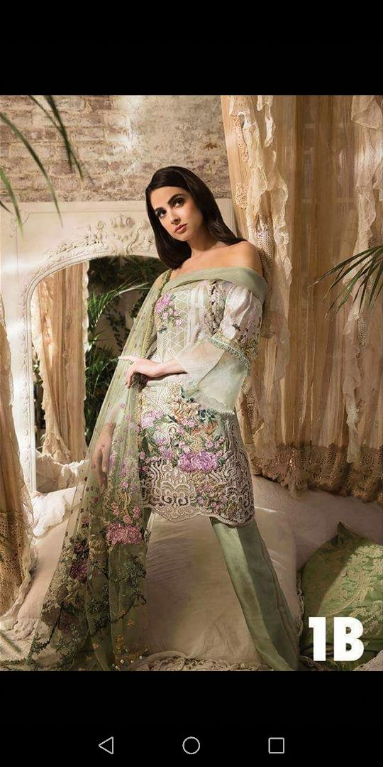 Sobia Nazir Lawn Eid Collection 2018