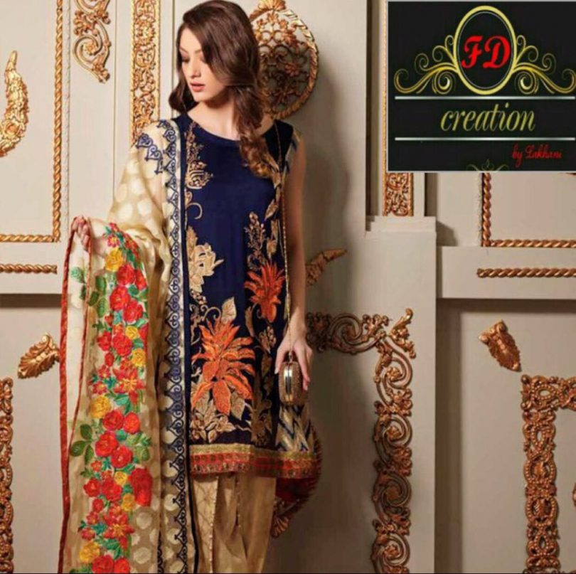 Charizma Lawn Eid Collection 2018