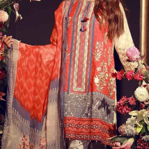 Khaadi Lawn Eid Collection 2018