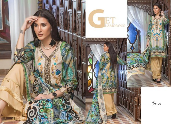 Khas Lawn Eid Collection 2018