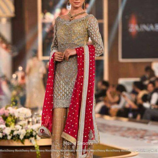 Zainab Chottani Bridal Eid Collection 2018