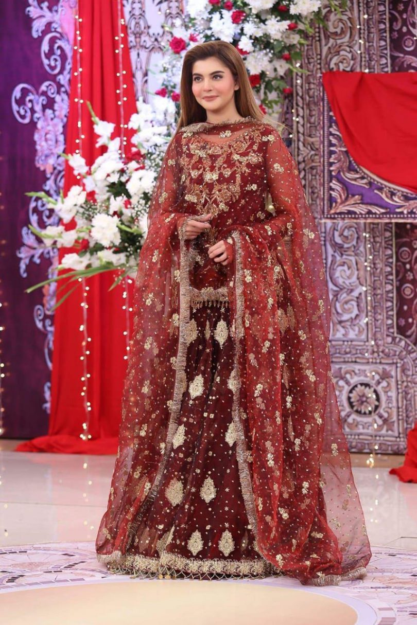 Nida Yasir Eid Collection 2018