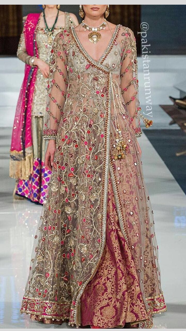 Kashees Bridal Eid Collection 2018