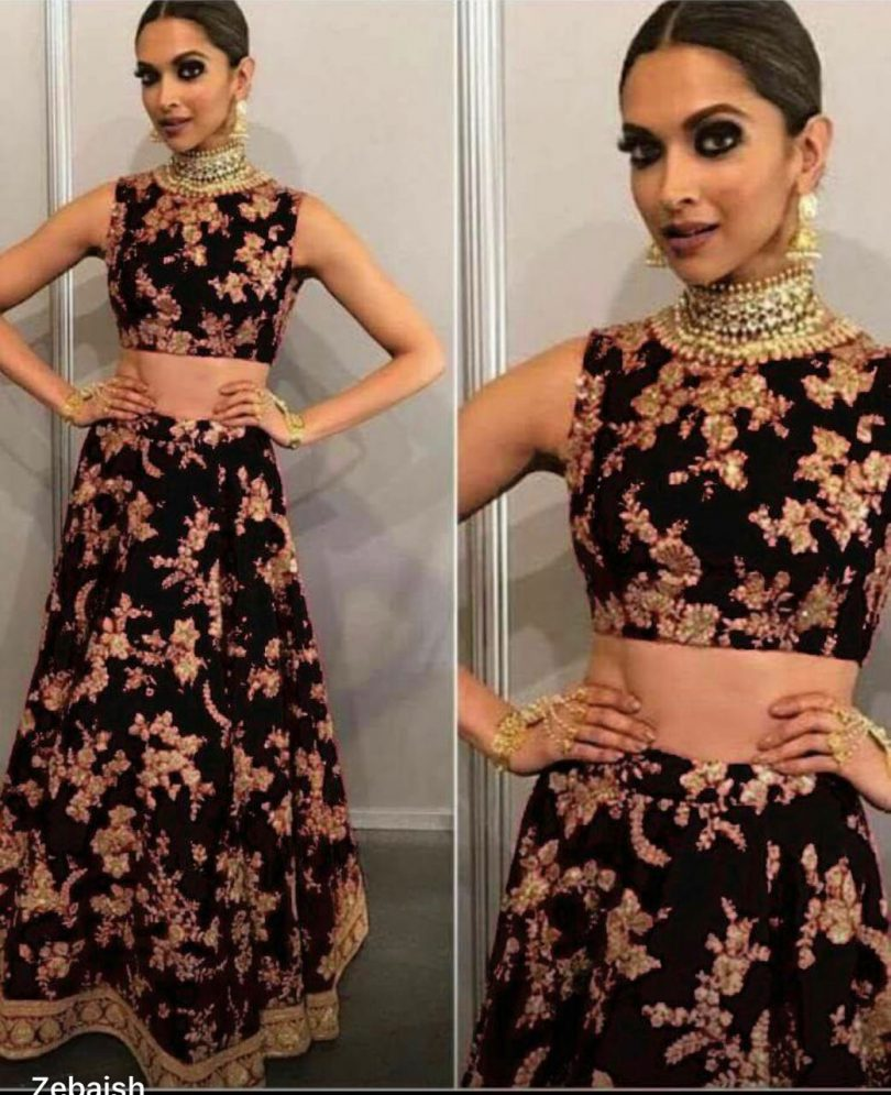 Deepika Padukone Maxi Collection 2018