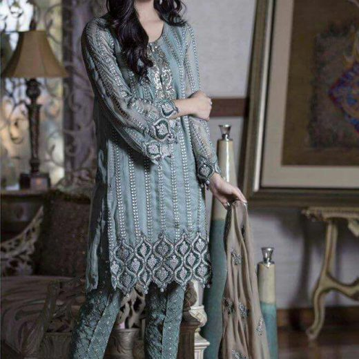 Maria B Chiffon Collection 2018