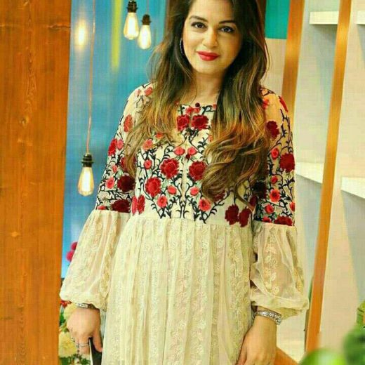 Agha Noor Latest Suit Collection 2018