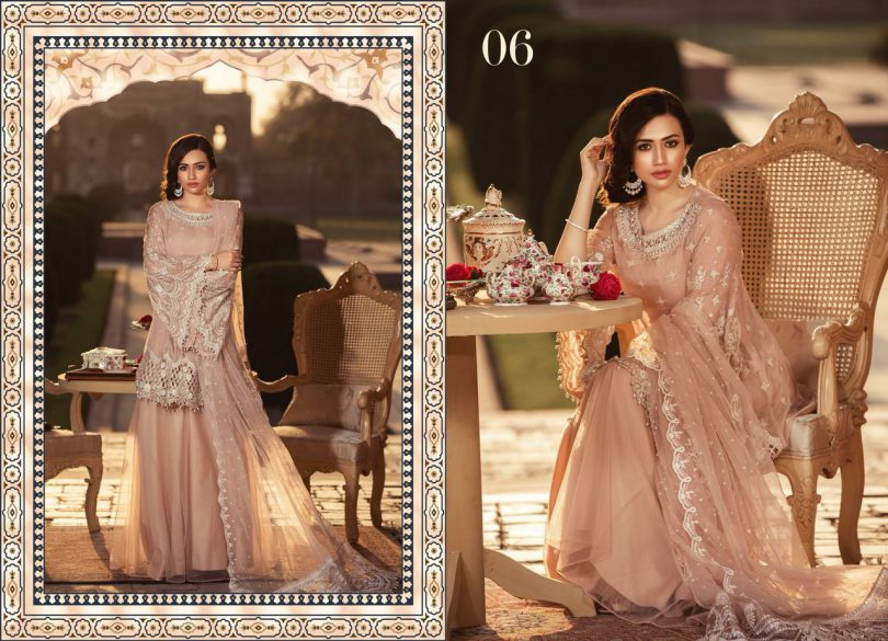Maria B Bridal Suit Collection 2018
