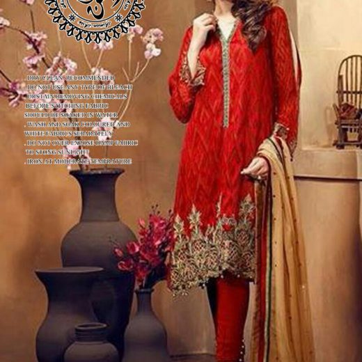 Asim Jofa Luxury Lawn Suit 2018