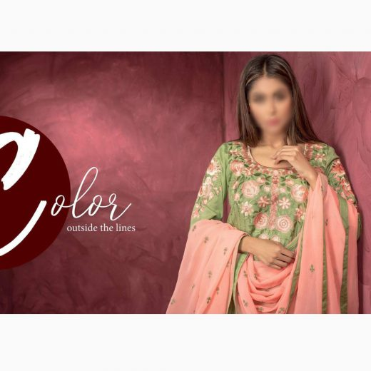 Soghat Orignal Lawn Collection 2018