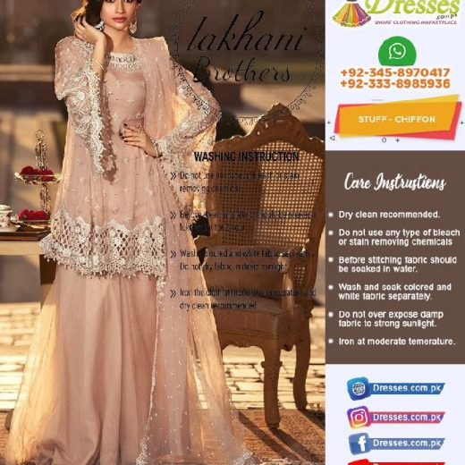 Maria B Chifoon Collection 2018
