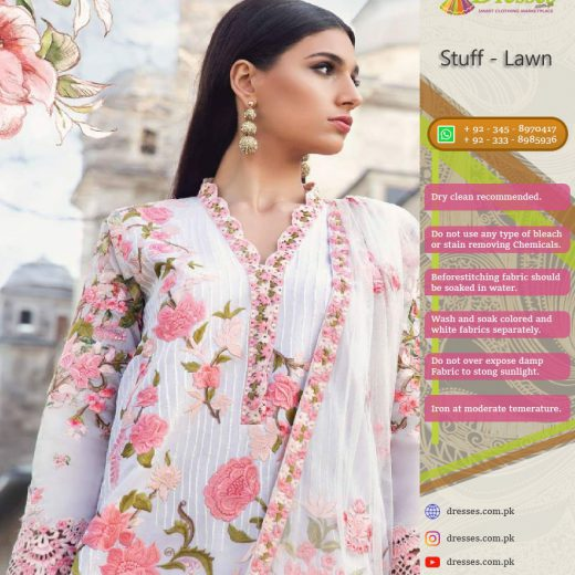 Mina Hasan Lawn Collection 2018