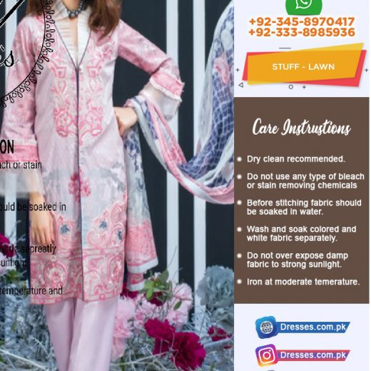 Zainab Chottani Lawn Collection 2018