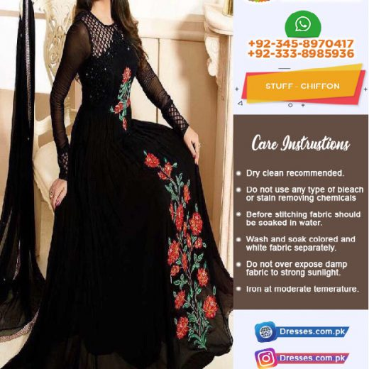 Indian Maxi Suit Collection 2018