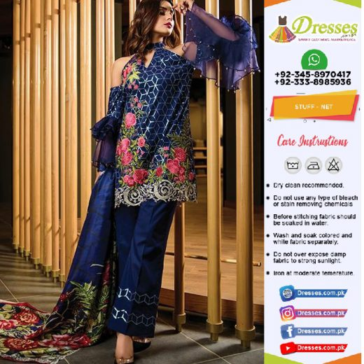 Pakistani Suit Eid Collection 2018