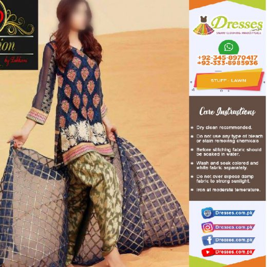 Charizma Eid Lawn Collection 2018