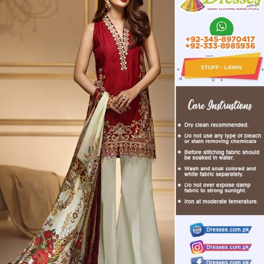 Anaya By Kiran Chaudary Collection 2018