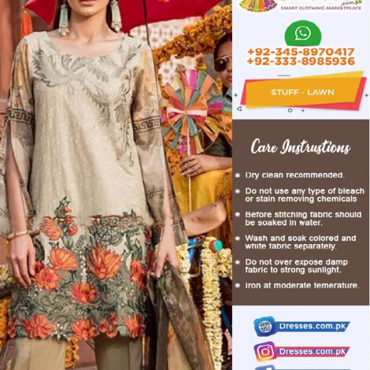 Iznik Lawn Collection 2018
