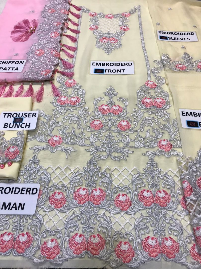 Gulal Eid Collection 2018