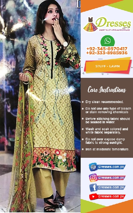 Maria B Lawn Eid Collection 2018
