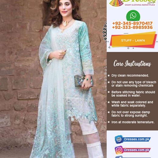 Noor Lawn Collection 2018
