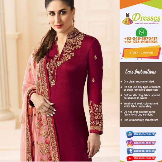 kareena Kapoor Chiffon Collection 2018